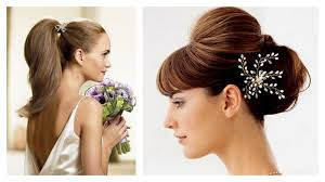 clip extensions hairstyles wedding hairstyle updos medium