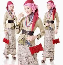 model baju busana wanita muslim trend terbaru 2017