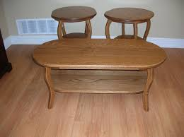 solid oak coffee table and end tables coffee table oak coffee table solid oak coffee table square oak