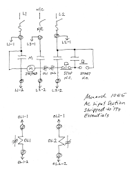 single phase motor wiring diagram with capacitor start wirdig in 4