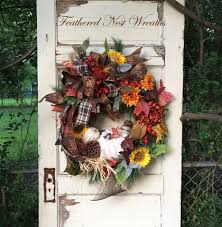 the feathered nest wreaths floral designs and vintage finds