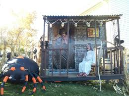 have the spookiest haunted house post your pics here fox13now com