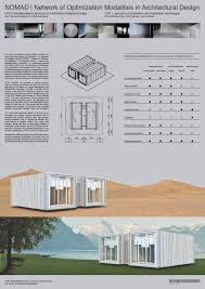 Home Network Design Project by Nomad Network Of Optimization Modalities In Architectural Design