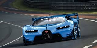 bugatti concept car someone actually bought the bugatti vision gran turismo