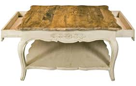 coffee table shabby chic french country coffee tablemodern table