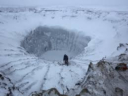 New Climate Zones For Russia by Huge Craters Appearing In Russia Worry Scientists Business Insider