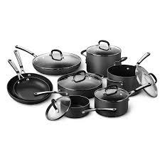 calphalon black friday deals amazon com simply calphalon nonstick 14 piece cookware set