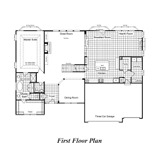 Cul De Sac Floor Plans Homes In Missouri St Louis Area Bradford 2 Story 4 Bedroom