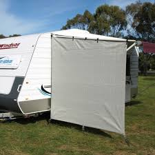 Awning Side Walls Caravan Awning Side Walls Privacy And Shade