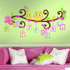 childrens bedroom wall stickers removable pink metal bookshelves