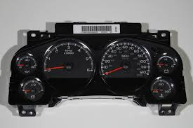 chevrolet suburban 2007 used chevrolet suburban 2500 instrument clusters for sale