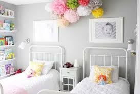 Kids Room Design Ideas With Functional Two Children Bedroom Decor - Childrens bedroom decor ideas