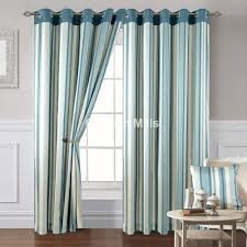 Navy Blue And White Horizontal Striped Curtains Tips Simple Kitchenaid Blender Repair With Manual Book