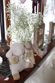 Baby Shower Table Centerpieces by Best 10 Lamb Baby Showers Ideas On Pinterest Kids Table Lambs