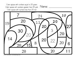 new find the number 1 30 worksheets heidi songs