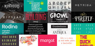 free download font bundle featuring 17 incredible typefaces