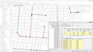 design criteria for hot water supply system water distribution analysis and design software watergems