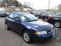 2001 audi a4 1 8t audi a4 1 8 t quattro in colorado for sale used cars on