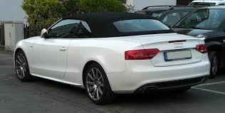 audi a4 convertible s line for sale file audi a5 cabriolet 1 8 tfsi s line heckansicht 15 april