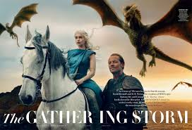 vanity fair author the game of thrones tv show creators already know what happens at