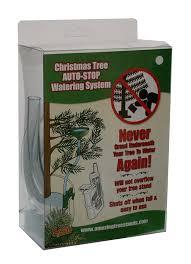 amazon com santa u0027s solution auto stop christmas tree watering