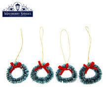 miniature seasonal wreaths hobby lobby 740811