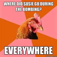 Funny Chicken Memes - anti joke chicken memes quickmeme