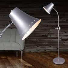 Vintage Retro Black Color Long Arm Fishing Metal Floor 745 Best Floor Lamps Images On Pinterest Black Centerpieces And