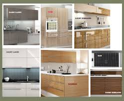 Zebrano Kitchen Cabinets by Infragloss Acrylic Board Unicolor Wooden Color White Acrylic Color