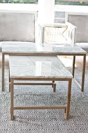 marble top nesting tables marble nesting tables for the living room sarah m dorsey designs