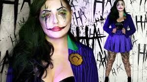 spirit halloween code classic joker halloween costume makeup tutorial youtube