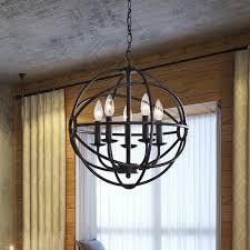 Black Chandelier Lamps Great Round Black Chandelier Casa Florentina Claudio 30 Light