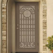 Ingenious Ideas Unique Home Designs Security Doors Doors Screen - Unique home designs security door
