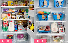 how to make your fridge look like a cabinet putting off cleaning your fridge here s how to make it painless