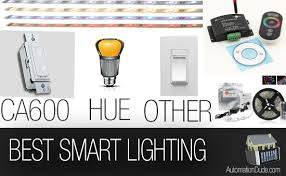 best smart lighting system best smart lighting compared automation dude