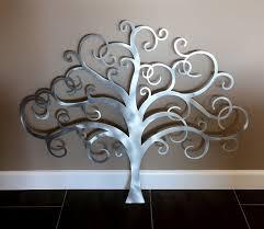 Metal Tree Wall Art Tree of Life Wall Decor Metal Tree Wall Art