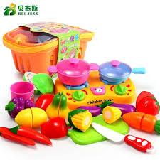 plastique cuisine bei jess filles miniature cuisine jouet alimentaire ensemble