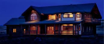 lumberjack homes u2013 bozeman mt log homes