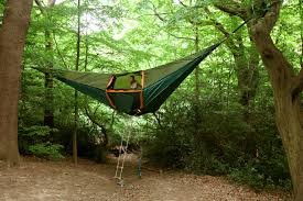 tentsile treehouse tents provide a safe in the treetops