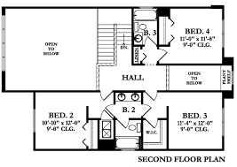 talbot a house plan floor plans blueprints architectural