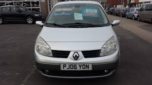 used renault megane scenic dynamique manual cars for sale motors