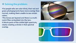 People Who Are Color Blind Color Blind Glasses Ppt Télécharger