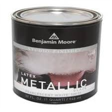 rust oleum metallic accents white pearl metallic gloss latex