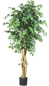 artificial trees silk ficus palace tree 6ft home office