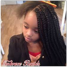 embrace braids hairstyles photos jumbo box braids for kids black hairstle picture
