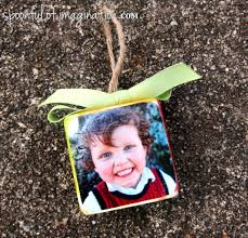 8 easy diy kid ornaments spoonful of imagination