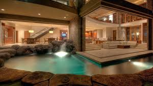 interior of luxury homes luxury homes with indoor pools pool design ideas