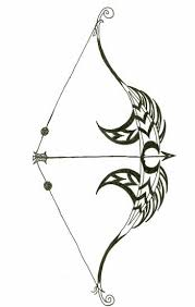 archery bow tattoo google search tattoo ideas pinterest