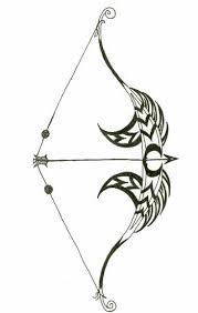 archery bow tattoo google search tattoo ideas pinterest