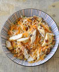 cuisiner vermicelle de riz c est moi qui l ai fait salade de vermicelles de riz spaghettis